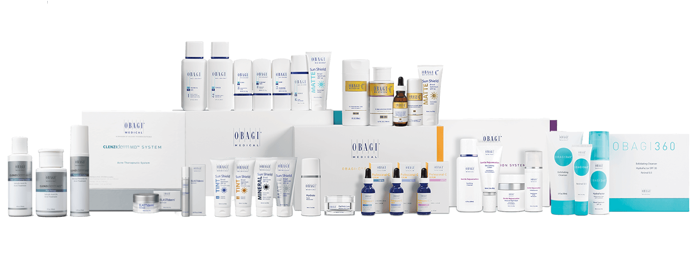 all-obagi-products